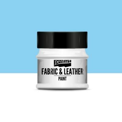 Pentart textil és bőrfesték égkék 50 ml