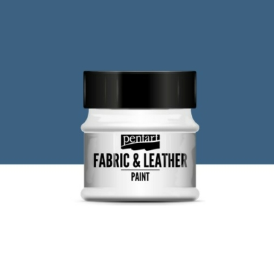Pentart textil és bőrfesték farmerkék 50 ml