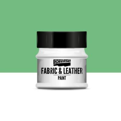 Pentart textil és bőrfesték pisztácia 50 ml