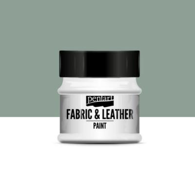 Pentart textil és bőrfesték olajfazöld 50 ml