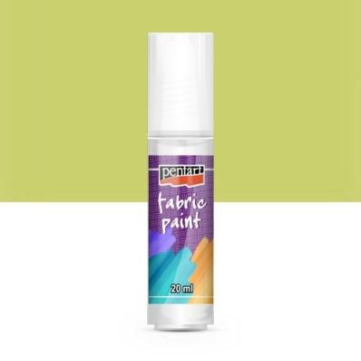 Pentart textilfesték vanilia 20 ml