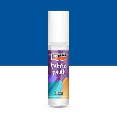 Pentart textilfesték kék 20 ml
