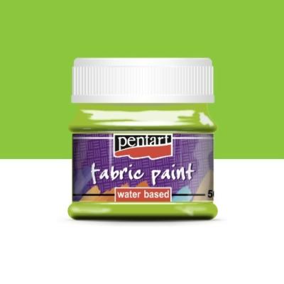 Pentart textilfesték almazöld 50 ml