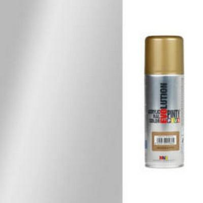 Pinty Plus Evolution akril spray P150 Silver
