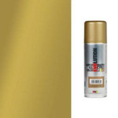 Pinty Plus Evolution akril spray P151 Gold