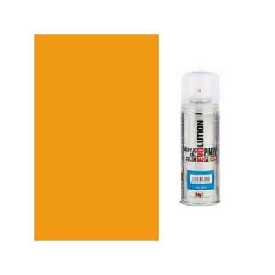 Pinty Plus Evolution akril spray 1007 Daffodil yellow