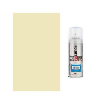 Pinty Plus Evolution akril spray 1015 Light ivory