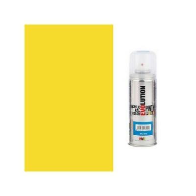 Pinty Plus Evolution akril spray 1021 Rape yellow