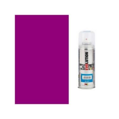 Pinty Plus Evolution akril spray 4006 Traffic purple