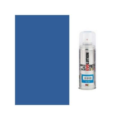 Pinty Plus Evolution akril spray 5017 Traffic blue