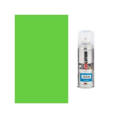 Pinty Plus Evolution akril spray 6018 Yellow green