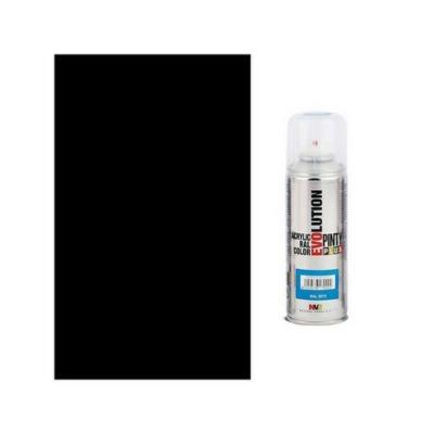 Pinty Plus Evolution akril spray 9005 Jet black