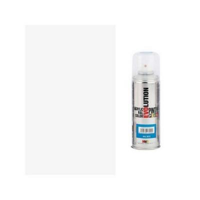 Pinty Plus Evolution akril spray 9010 Pure white