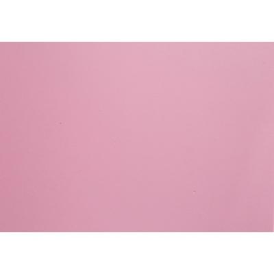 dekorgumi 2 mm A4 rózsaszín
