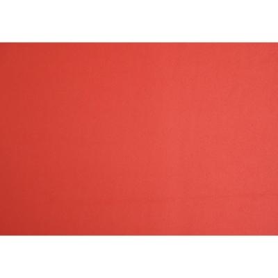 dekorgumi 2 mm A4 piros