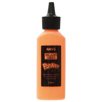 Üvegmatrica festék narancs 22 ml telt