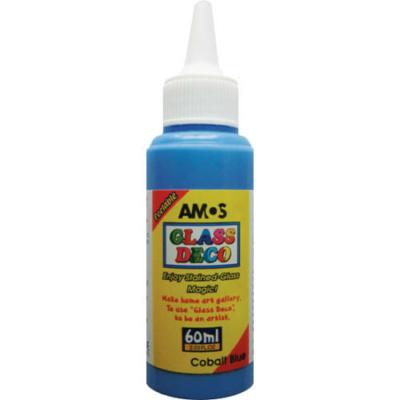 Üvegmatrica festék kék 60 ml
