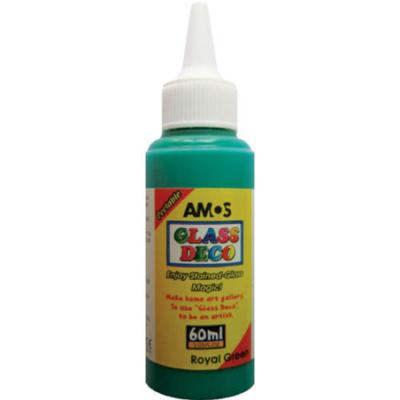 Üvegmatrica festék zöld 60 ml