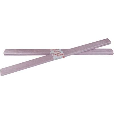 Krepp papír gyöngyház lila 50x200 cm