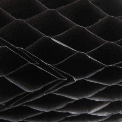 Méhsejtpapír fekete 25x35 cm