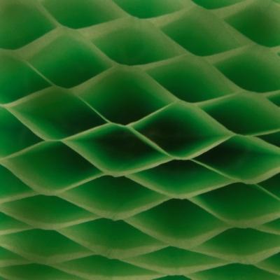 Méhsejtpapír zöld 25x35 cm