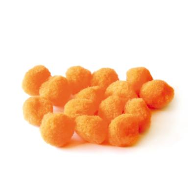 Pompom narancssárga 30 mm 30 db