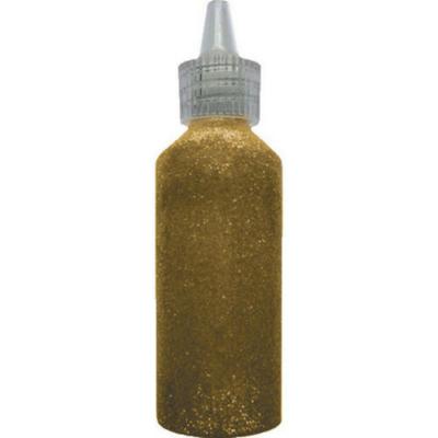 Csillámos ragasztó 22 ml arany