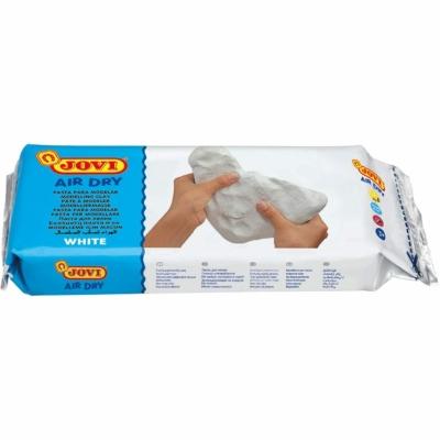 Jovi hőre száradó modellező gyurma fehér 500 g