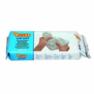 Jovi hőre száradó modellező gyurma fehér 1 kg