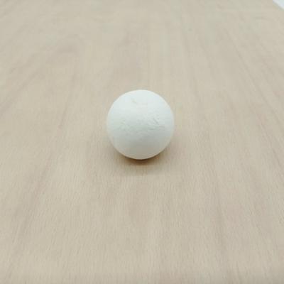 Préselt papírgolyó fehér 50 mm