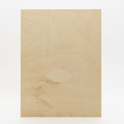 Fa lap rétegelt lemez 4 mm 30×40 cm
