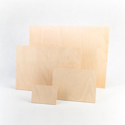 Fa lap rétegelt lemez 4 mm 16,5×33 cm