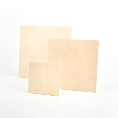Fa lap rétegelt lemez 4 mm 10×10 cm