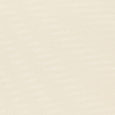 Pamutvászon fehér tűpöttyös világos ekrü alapon