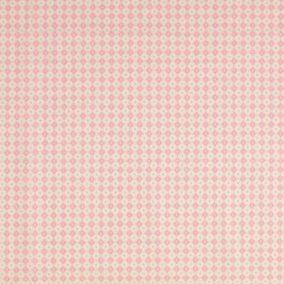 Pamutvászon rombusz-virág halvány rózsaszín