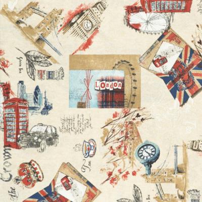 Lonetta vászon London