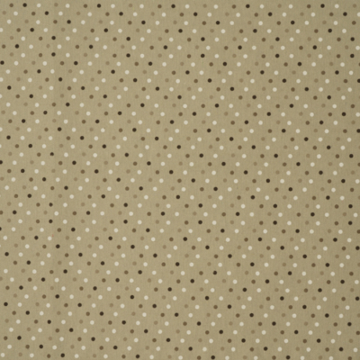 Lonetta vászon natúr pöttyös barnás