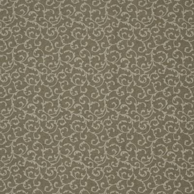 Lonetta vászon sűrű inda mintás szürke